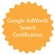 Google AdWords Display Ads certification